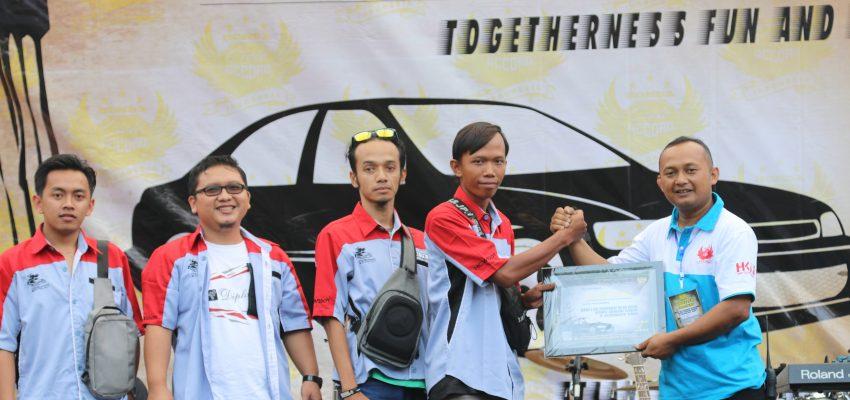 Honda Accord Cielo indonesia